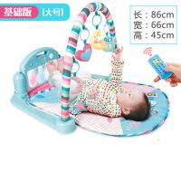 婴儿健身架器0-1岁宝宝脚踏钢琴新生儿男女孩音乐玩具3-6-12个月