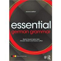 【预订】Essential German Grammar 9781138785816
