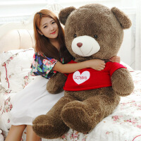 大号毛衣抱抱熊毛绒玩具泰迪熊公仔布娃娃网店代理玩具