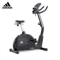 阿迪达斯(adidas)动感单车 进口家用静音电动磁控室内锻炼健身器材 C-16健身车AVEN-10401BK