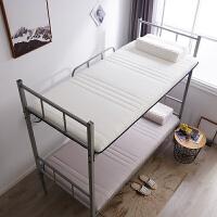 学生宿舍上下铺单人床加厚软床垫儿童床床褥子0.9m/1.2米垫被家用双人床垫