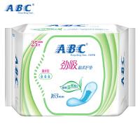 ABC劲吸棉柔护垫25片(含澳洲茶树精华)
