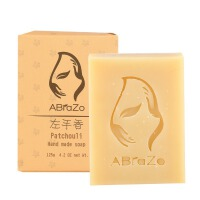 【ABraZo】左手香天然纯手工皂(2入)