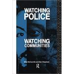 【预订】Watching Police, Watching Communities 9781138986954
