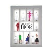 【驰创图书】现货 英文原版 Christian Dior 克里斯汀・迪奥:V&A年度大展 经典作品 时尚摄影服装设计画册