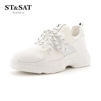 星期六(ST&SAT)秋季专柜舒适休闲运动鞋SS83112143