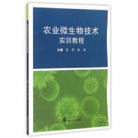 【XSM】农业微生物技术实训教程 张燕,陈波 武汉大学出版社9787307177840