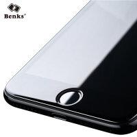 Benks苹果7钢化膜iPhone7Plus全屏全覆盖7P手机膜3D曲面蓝宝石4.7