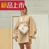 火包女斜跨韩版刺绣字母宽带小背包单肩手提帆布女包包