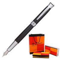 正品Pimio毕加索PS-903瑞典花王蓝理花铱金笔/墨水笔/钢笔