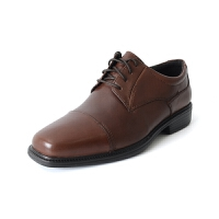 Clarks 其乐 男士皮鞋商务正装皮鞋商务休闲皮鞋复古圆头光面皮鞋【美国直邮】