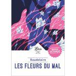 【现货】法语原版 波德莱尔 恶之花 2020 BAC 会考版 Les Fleurs du mal - spécial