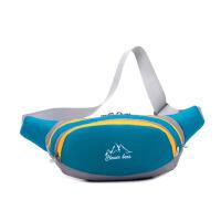 男女跑步贴身腰包防水户外运动腰包