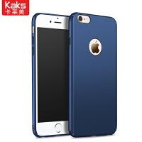 kaks iPhone6手机壳 苹果6s保护套硅胶6plus防摔外壳磨砂新款硬