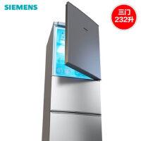 SIEMENS/西门子 KG23N116EW 家用三开门保鲜冰箱