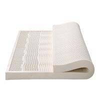 泰国天然乳胶床垫5cm榻榻米床垫床褥1.5m床1.8m席梦思1.2m床定做 1200mm*1900mm 配一个乳胶枕