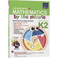 SAP Learning Mathematics by the minute K2 新加坡数学练习册 学习系列 幼儿园
