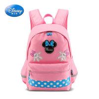 迪士尼男童双肩包小学生1-3年级书包儿童背包潮女童男孩6-12周岁