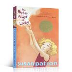【发顺丰】英文进口原版 The Higher Power of Lucky乐琦的神奇力量 纽伯瑞金奖小说 培养孩子学会