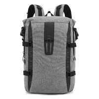男生书包大学生高中生 新款多功能男女双肩包韩版学生旅行包时尚创意背包