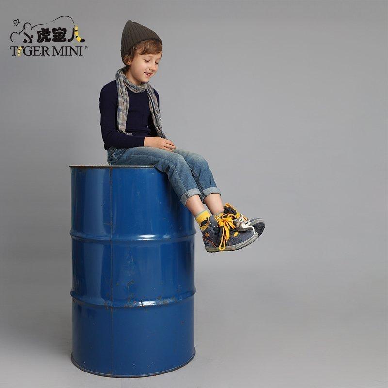 男童修身打底衫 儿童套头毛衣纯色针织衫5岁小虎宝儿童装抗静电 4色可选 成衣水洗  弹性好