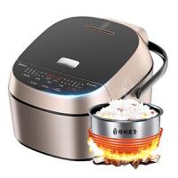 美的 (Midea) HS4066 电饭煲 IH加热 家用预约 4L/4升 智能多功能 蒸煮米饭锅大容量