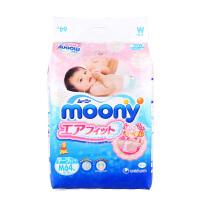 Moony 日本穆尼婴儿纸尿裤M码64片 (海外购)