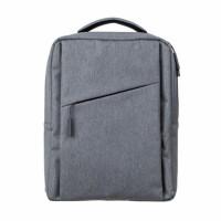 晨光双肩包 N3048背包 笔记本书包 休闲商务旅行双肩包 深灰色/灰色背包 单个装 颜色可选
