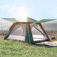 御目 帐篷 全自动帐篷户外2-3-4人二室一厅家庭双人单人野营野外露营防风防雨满额减限时抢礼品卡创意家具