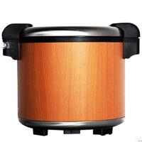 商用饭店米饭保温桶 电热不锈钢保温饭桶大容量快餐保温锅19L