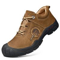 【名品特卖 头层牛皮】原装直邮 私人订制 手工男鞋休闲鞋真皮板鞋男士鞋子