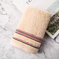 毛巾�棉面巾1�l�b全棉洗�家用情�H加厚柔�吸水不掉毛