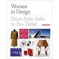 【预订】Women in Design 9781786275318