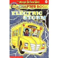 Electric Storm (Magic School Bus Chapter Books, No. 14) 神奇校