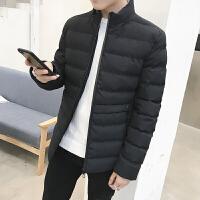 男士棉衣冬季保暖新款立领男装短款棉袄外套韩版潮流帅气大码棉服DJ936