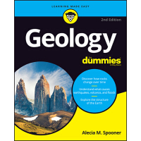 【预订】Geology For Dummies, 2Nd Edition 9781119652878