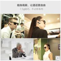 Aigo/爱国者 X6 蓝牙耳机迷你小通用 商务车载挂耳式 无线耳机 适用苹果安卓三星华为 黑色