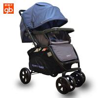 【当当自营】好孩子(Goodbaby)C550双向全蓬新 生婴幼儿童手推车 童车C550-M432BB(蓝色)