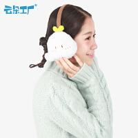 冬季保暖耳罩可爱女耳暖毛绒头戴式护耳罩耳暖
