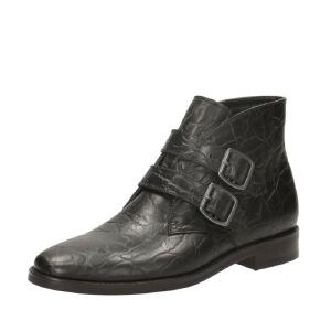 Clarks/其乐男鞋2017秋冬新款英伦时尚休闲短靴Stanhope Hi专柜正品直邮