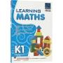 SAP Learning Maths K1 新加坡数学 学习系列幼儿园练习册 4-5岁 中班 新亚出版社教辅 2018版 儿童英文原版图书