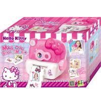 凯蒂猫Hellokitty 儿童贴纸机 凯啼猫魔法贴纸机玩具女孩手工玩具创意益智礼物KT-8552