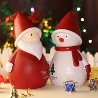 圣诞节礼物儿童圣诞老人存钱罐大号创意可爱储蓄罐储钱罐