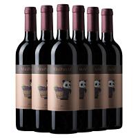 张裕威雅品丽珠干红葡萄酒 【整箱6瓶装】
