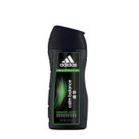 阿迪达斯(adidas) 男士洗发水 控油去屑洗发露 舒缓止痒柠檬精华-220ml
