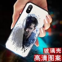 毒液手机壳小米mix2s男女新款漫威大片致命守护者欧美个性创意玻璃小米mix2保护套