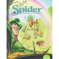 Spider红蜘蛛杂志2019年3期 期刊杂志