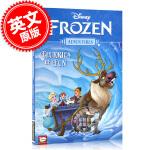 现货 冰雪奇缘 短篇欢乐冒险漫画合集 儿童漫画小说绘本 英文原版 Disney Frozen Adventures: