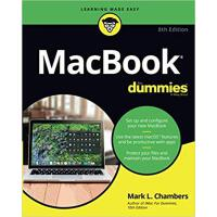 【预订】Macbook For Dummies, 8Th Edition 9781119607793