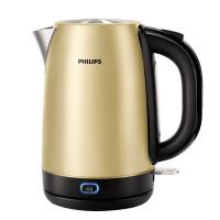 飞利浦(PHILIPS)电热水壶HD9330 电水壶304不锈钢保温防干烧烧水壶 全国联保 新品正品特价
